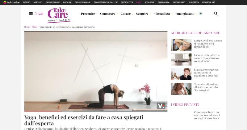 yoga academy di lei